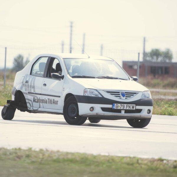 Control autoturism- conducere defensiva