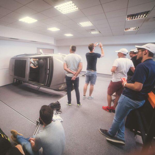 Simulator rasturnare- conducere defensiva- ATA